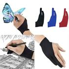 Artist Drawing Painting Glove Low Friction Tablet Art Non Finger K6b4 Q2k6