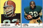 1969 Topps Football - You Pick From List