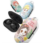Case Cover with princess Mini Character for Samsung Galaxy Buds / Buds+ Plus