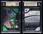 2007 08 Topps Finest Green Refractor 149 Kevin Durant 71 BGS 95 Rookie