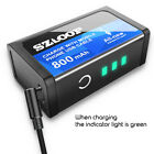 SZLOOP 9V 800mAh USB Rechargeable Battery for RC Helicopter Model Microphone