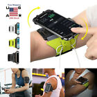 360 Rotatable Armband Cell Phone Holder Arm Stand Case Gym Running Jogging Sport