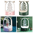 360 Degree Rotate Jewelry Holder Stand Christmas Tree Earring Tower Organizer
