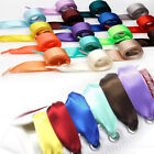 Bright Color Double-sided Smooth Silk Sport Flat Bootlace Ribbon Satin Shoe Rope