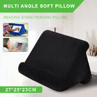Multi Angle Pillow Tablet Stand Holder Phone Cushion Reading Support For iPad
