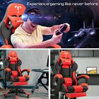 Office Executive Chair Gaming Chair Seating Swivel Recliner Racer Computer Pu