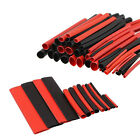 150pcs 2:1 Polyolefin Heat Shrink Tubing Tube Sleeving Wrap Wire Kit Cable NW es