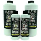 Flying Skull Z7 Probiotic Enzyme Cleaner for Roots, Growing Mediums & Fish Ponds