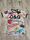 Dolce & Gabbana t-shirt New with Tags Palemo
