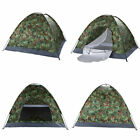3-4 Person Waterproof Outdoor Camping 4 Season Folding Tent Camouflage Hiking