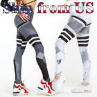Women Compression Workout Fitness Yoga Leggings Sport Running Gym Pants Trousers