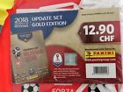"""Panini WC 2018 Russia:"""" GOLD Edition"""" PacketsSports Stickers, Sets & Albums - 141755"""