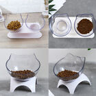 Cat Dog Elevated Bowls Raised Container With Stand For Small Animals Dogs