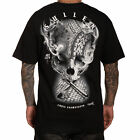 Sullen Men's Showstoppr Standard Short Sleeve T Shirt Black Clothing Apparel ...
