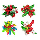 Mixed Small Dogs Hair Bows W/ Rubber Bands Cat Hair Accessory Grooming Supplies
