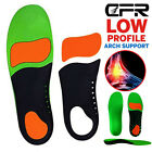 Orthotic Insoles Inserts Shoe Flat Feet High Arch Support For Plantar Fasciitis