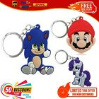 Key Tag Key chain Key Ring Action Figure Key Holder Cartoon Kids Toy Gifts tags