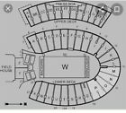 4+Wisconsin+Badgers+Vs+Michigan+Wolverines+Football+Tickets.++SECTION+W+row+69