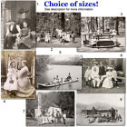 Family life in America 1900-1909 photos lot Victorian Edwardian US kids children