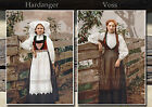 Norway Hardanger Voss girls 1895 photos CHOICE two 5x7s or request one 8x10 or..