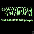 THE CRAMPS - T-SHIRT - PUNK ROCK PSYCHOBILLY BAD MUSIC