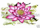 Lotus Flower Water Lily Spiritual Perfection T-Shirt