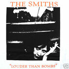 THE SMITHS - T-SHIRT -INDIE POP LOUDER THAN BOMBS MARR