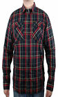 BRAND NEW WITH TAGS Alpinestars OXFORD LS Flannel Black Med-XXLarge LIMITED RARE