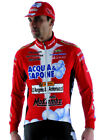 GSG Acqua & Sapone Team 2010 CYCLING JACKET Windproof