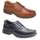 Mens New Black Or Brown Comfortable Soft Shoes 6 - 12