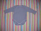 Long sleeved baby bodysuit vests. coloured, fancy dress/ baby shower