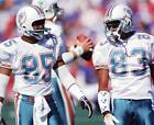 MARK CLAYTON-MARK DUPER MIAMI DOLPHINS 8X10 PHOTO SPORTS PHOTO