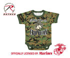 BABY WOODLAND DIGITAL CAMO ''CRIB RECON'' ONE PIECE