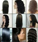 "4""x4"" Silk Top Front Lace Wig Remy Human Hair  Body wave & Deep wave Natural"