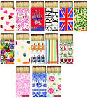 Emma Bridgewater Extra Long matches  6 designs u choose