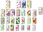 Floral Flowers Paper Pocket handbag Tissues 30 designs