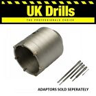 TCT CORE DRILLS & ADAPTORS - TOP QUALITY