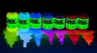 GLOWING Liquid: Neon UV Blacklight Reactive Dye Paint