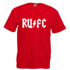 RU/FC Red Standard T-Shirt for Rotherham FC Fans