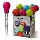 ZEAL Silicone Basting Pump *NEW*  You Choose Colour