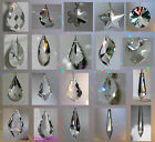 Sun Catchers Hanging Crystals Feng Shui Rainbow Prisms Chandelier Mobiles Gift *