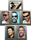 New, Quality Fridge Magnets - GEORGE MICHAEL - choice of 4 - you pick