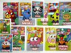 Moshi Monsters Ultra Rare Moshling Code Card - Choose which one(s)  FREE P&P!