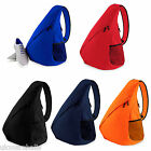 BAGBASE MONOSTRAP BACKPACK SINGLE STRAP MESSENGER SHOULDER BAG - 5 GREAT COLOURS