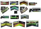 OFFICIAL FOOTBALL CLUB - STADIUM PANORAMIC LEATHER WALLET NEW GIFT XMAS
