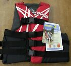 New! Evolution Life Vest Jacket Coast Guard Approved XL Retail $49 Now $24