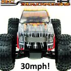 RC Monster Truck Car Electric Radio/Remote Controlled Model 1/10 RTR 4WD