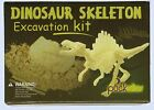 Small Dinosaur Skeleton 10cm Dig it Out Kit 6 available Triceratops etc