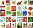 Christmas Xmas Paper Table Napkins 30 designs u choose