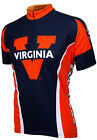 VIRGINIA CAVALIERS CYCLING JERSEY by ADRENALINE